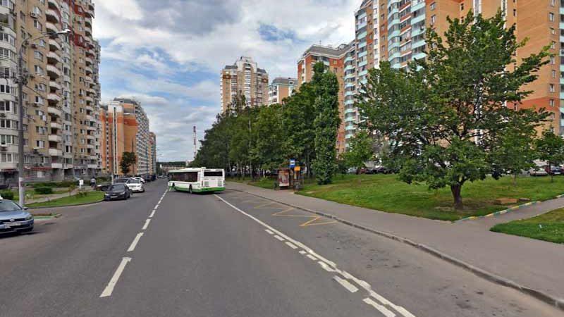 Солнцево, Главмосстроя улица