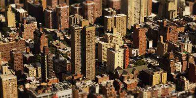 город, дома, недвижимость