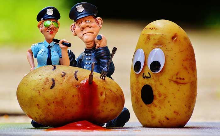 полиция, убийство